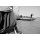 Sur le fleuve Sénégal, Mali 1997