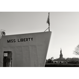Liberty Island, New York 2011
