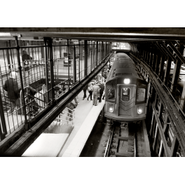 Métro, New York 2011