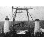 A bord, océan Atlantique 1992