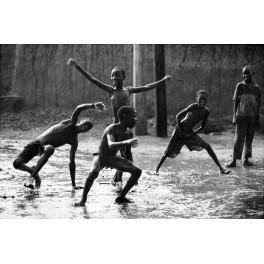 Jour de pluie à Kayes, Mali 1997