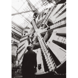 Tunnelier de Lisbonne, Ateliers Fives-Lille 1994