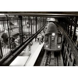Métro, New York 2011